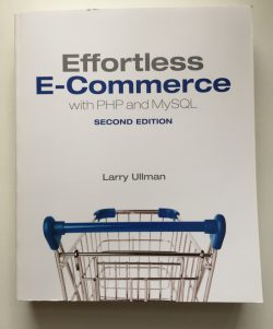 Effortless E Commerce